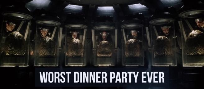 worst dinner party